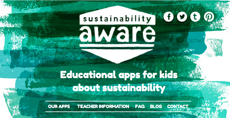 Sustainability aware app